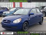 2007 Hyundai Accent GS   Automatic, Ultra Low Mileage! in Ottawa, Ontario