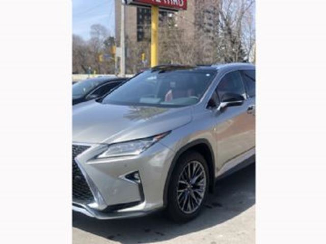 2017 LEXUS RX 350 F-Sport SERIES III in Mississauga, Ontario