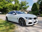 2018 BMW 4 Series 440i xDrive Gran Coupe w/ EXCESS WEAR/TEAR PROTECTION in Mississauga, Ontario