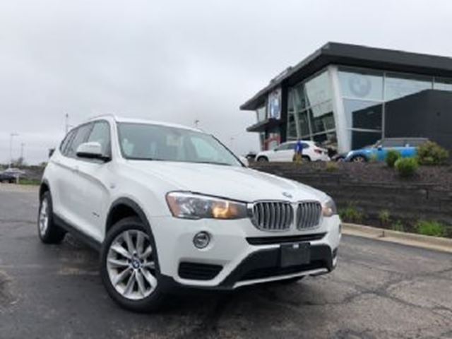2017 BMW X3 28i xDrive Premium pack, Excess Wear Protection in Mississauga, Ontario