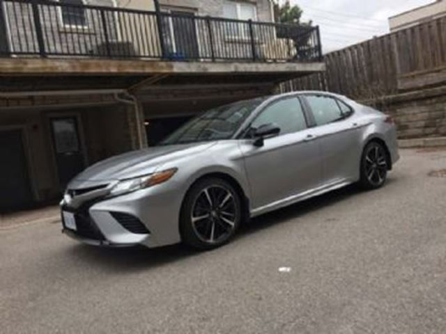 2018 TOYOTA CAMRY XSE in Mississauga, Ontario