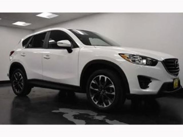 2016 MAZDA CX-5 2016.5 AWD 4dr Auto GT Premium Tech and Adaptive Cruise in Mississauga, Ontario