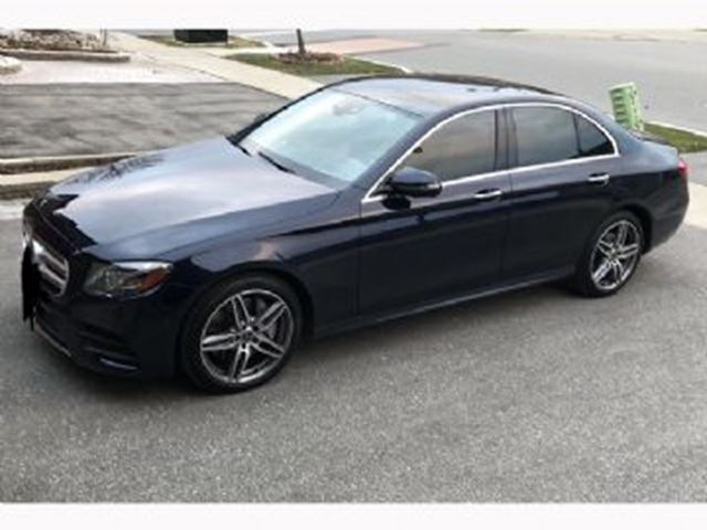 2019 MERCEDES-BENZ E-CLASS E 300 4MATIC Sedan ~ LOADED in Mississauga, Ontario