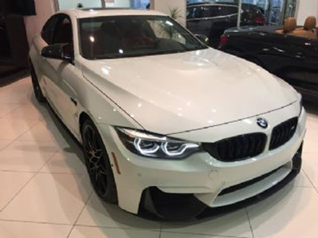 2018 BMW M4 M4 Titanium Exhaust & Competition Package in Mississauga, Ontario