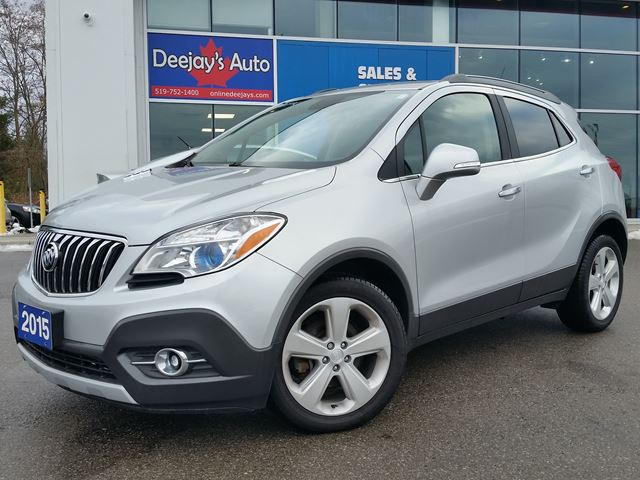 2015 BUICK ENCORE Convenience in Brantford, Ontario