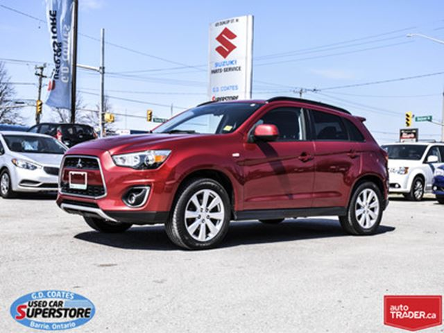 2015 MITSUBISHI RVR GT in Barrie, Ontario