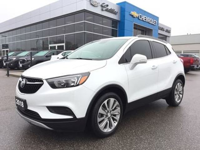 2018 BUICK ENCORE Preferred in Pickering, Ontario