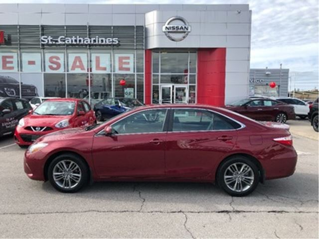 2015 TOYOTA Camry XSE in St Catharines, Ontario
