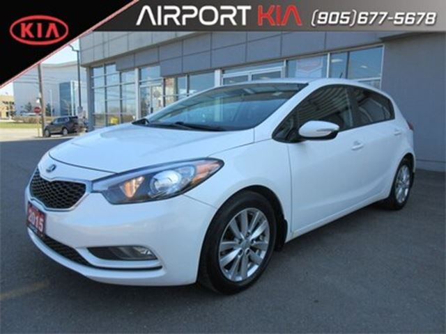2015 KIA FORTE 2.0L LX+/heated seats/bluetooth/USB in Mississauga, Ontario