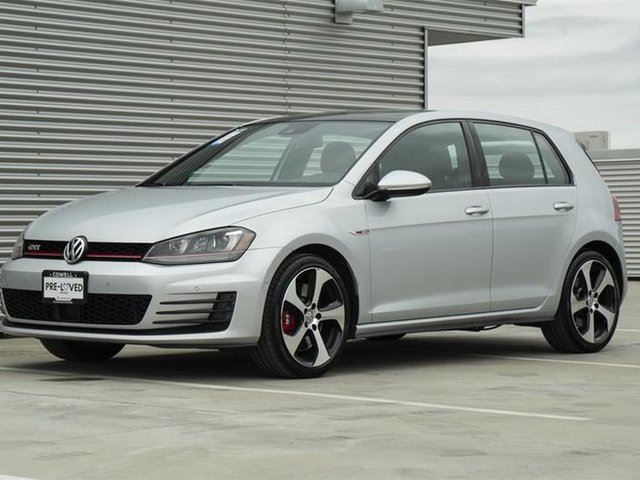 2016 VOLKSWAGEN GOLF GTI 5-Dr 2.0T Performance 6sp in Richmond, British Columbia