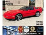1987 Chevrolet Corvette C4 Z52 *Fully Custom/Supercharged! in Winnipeg, Manitoba