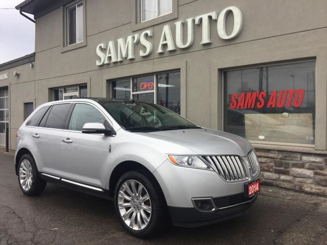 2014 LINCOLN MKX AWD 4DR in Hamilton, Ontario