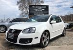 2007 Volkswagen GTI HATCHBACK  AUTOMATIC CERTIFIED SUNROOF NO ACCID in Mississauga, Ontario
