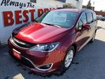 2018 Chrysler Pacifica Touring-L Plus BLIND SPOT DETECTION, SUNROOF, BLU-RAY/DVD PLAYER in Oshawa, Ontario