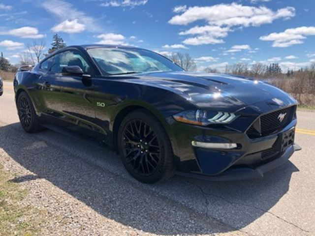 2018 FORD Mustang SOLD SOLD SOLD GT Premium Performance Pkg 1 in St George Brant, Ontario