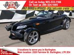 2000 Plymouth Prowler Automatic, Leather, Convertible, 22,000km in Burlington, Ontario