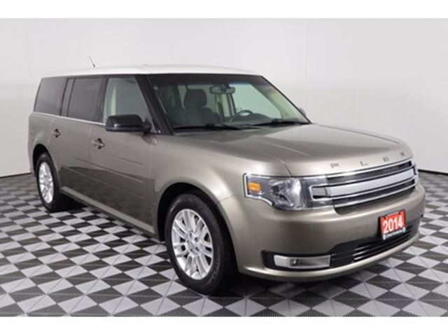 2014 FORD Flex SEL w/PANORAMIC ROOF, HEATED SEATS, REMOTE START in Huntsville, Ontario
