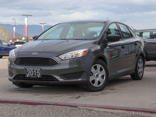 2015 Ford Focus S in