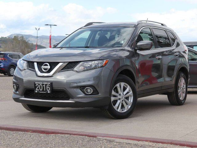 2016 Nissan Rogue SV AWD in