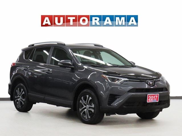 2017 Toyota RAV4 LE AWD Backup Cam Heated Seats in North York, Ontario