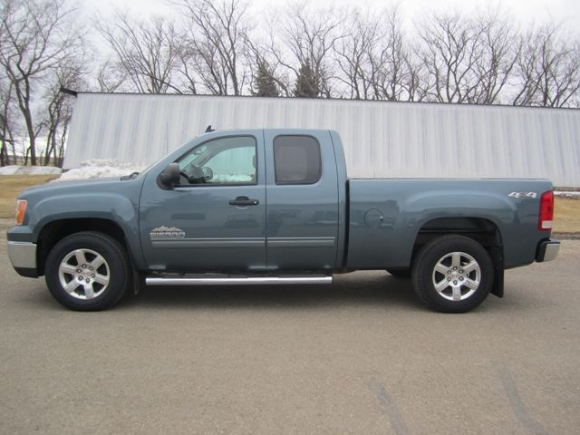2012 GMC Sierra 1500 SL Nevada Edition in Melfort, Saskatchewan
