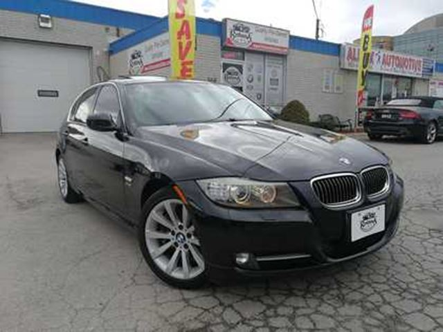 2009 BMW 3 Series 335i xDrive AWD_Navigation_Leather_Sunroof in Oakville, Ontario