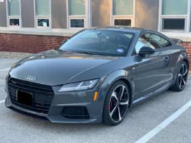 2017 AUDI TT S Line Competition w/ PRE-PAID MAINTENANCE in Mississauga, Ontario