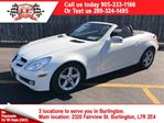 2009 Mercedes-Benz SLK-Class 3.0L, Automatic, Leather, Convertible, 76, 000km in Burlington, Ontario