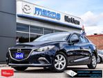 2015 Mazda MAZDA3 GX Accident Free 1 Owner Finance Available in Markham, Ontario