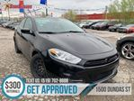 2015 Dodge Dart SE   CAR LOANS FOR ALL CREDIT TYPES in London, Ontario