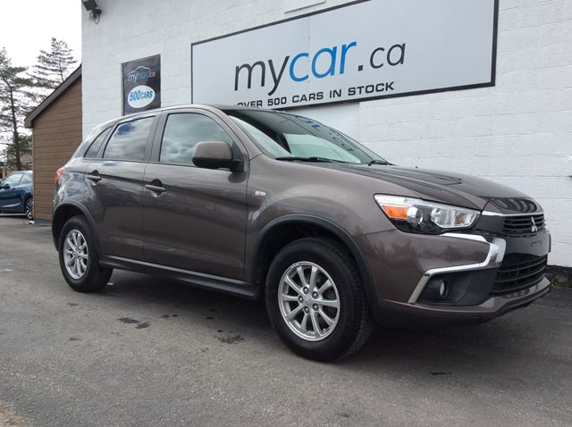 2017 MITSUBISHI RVR SE HEATED SEATS, ALLOYS, POWERGROUP, AWESOME BUY!! in Richmond, Ontario