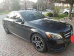 2017 Mercedes-Benz C-Class 4dr Sdn C 300 4MATIC in Mississauga, Ontario
