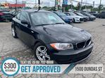 2011 BMW 1 Series i   LEATHER   ROOF   HEATED SEATS in London, Ontario