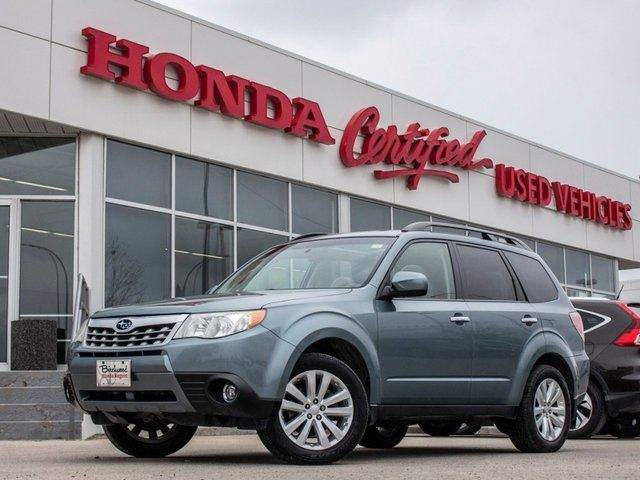 2011 SUBARU Forester 2.5X Touring AWD in Winnipeg, Manitoba