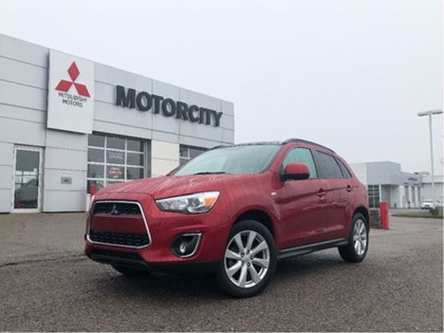 2014 MITSUBISHI RVR GT in Whitby, Ontario