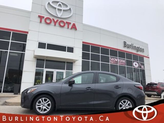 2016 Toyota Yaris PREMIUM EXTENDED WARRANTY in Burlington, Ontario