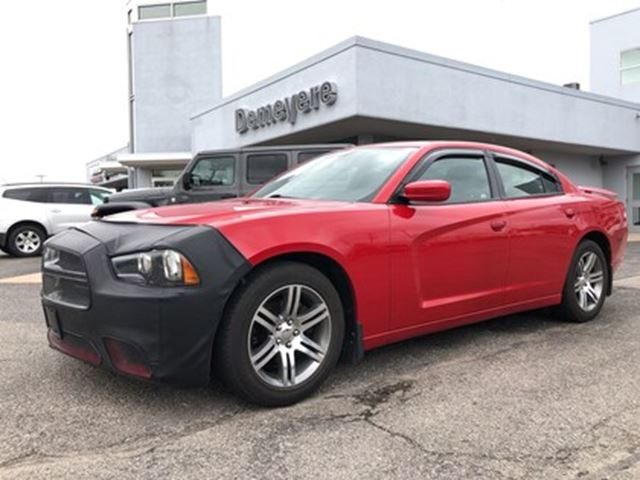 2013 DODGE Charger SXT in Simcoe, Ontario