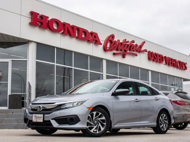 2017 HONDA Civic EX in Winnipeg, Manitoba