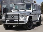 2018 Mercedes-Benz G-Class G 550 4dr AWD 4MATIC in Kamloops, British Columbia