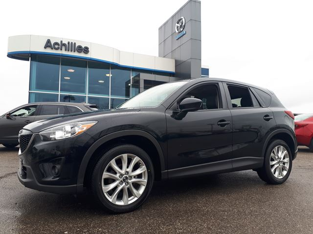 2014 MAZDA CX-5 GT-AWD, Leather, Loaded! in Milton, Ontario