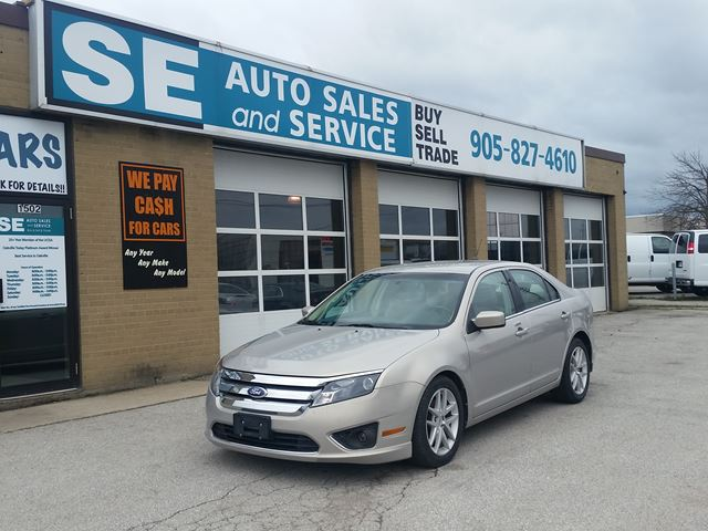 2010 FORD Fusion SEL in Oakville, Ontario