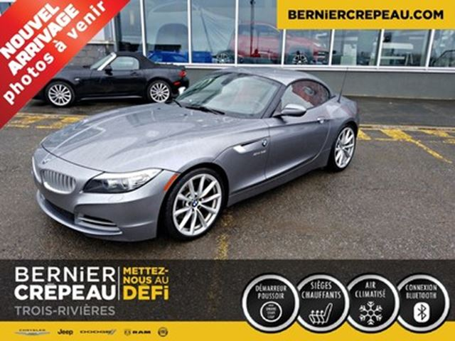 2011 BMW Z4 sDrive35i CONVERTIBLE TOIT RIGIDE in