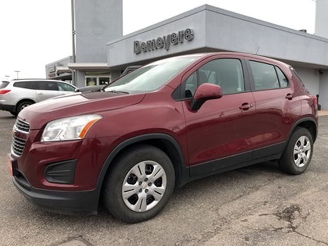 2014 CHEVROLET Trax LS in Simcoe, Ontario