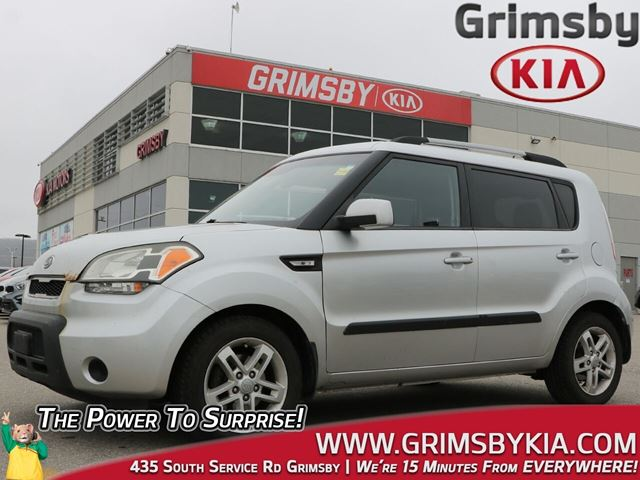 2011 Kia Soul 2.0L 2u Bluetooth Heat Seat Keyless Ent in