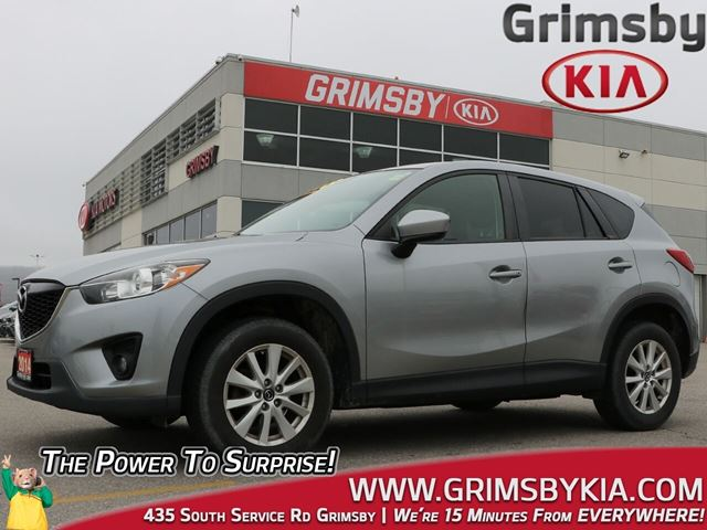 2014 Mazda CX-5 GS AWD Backup Cam Heat Seat in