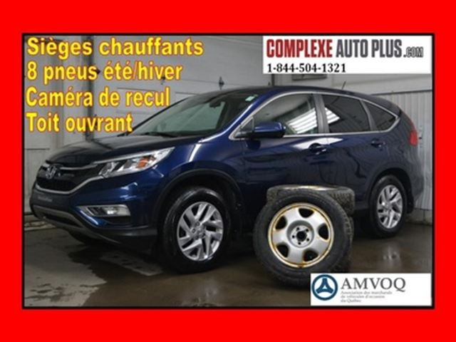 2015 Honda CR-V EX AWD 4x4 *Toit ouvrant,Mags,Camera in