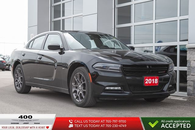 2018 DODGE Charger | GT | R/T FRONT END |  in Innisfil, Ontario