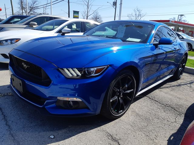 Mustang For Sale Ontario >> 2017 Ford Mustang Gt Hamilton Ontario Car For Sale 3221658