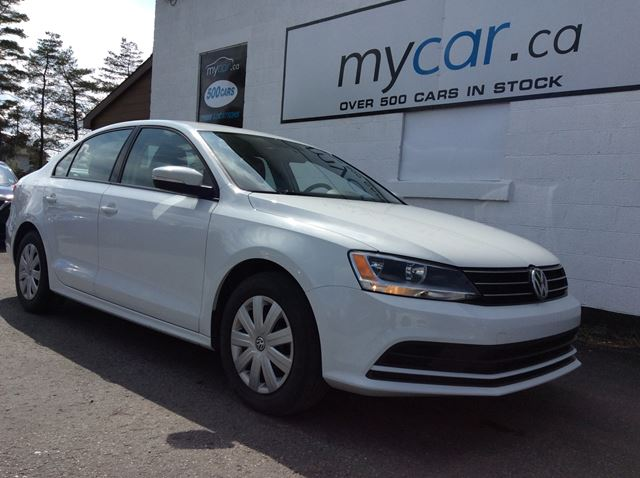 2015 VOLKSWAGEN Jetta 2.0L Trendline+ HEATED SEATS, POWERGROUP!! GREAT BUY!! in Richmond, Ontario