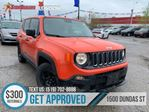 2016 Jeep Renegade Sport   AUTO LOANS APPROVED in London, Ontario